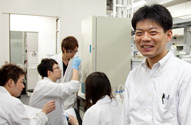 複合工業化学第一研究室(橋詰研)