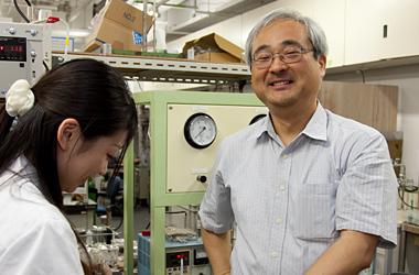 化学工学第一研究室(大竹研)