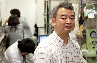 化学工学第二研究室(庄野研)