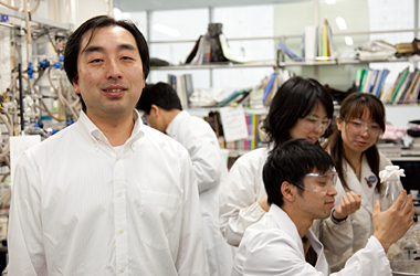 有機合成化学第二研究室(杉本研)