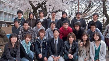 工業物理化学第一研究室(近藤行研)