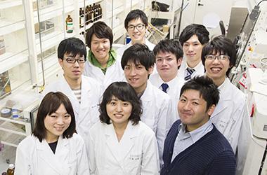 有機合成化学第一研究室(今堀研...