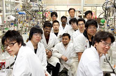 有機合成化学第一研究室(林研)