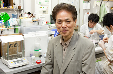 工業分析及び無機工業化学第二研究室 (桑野研)