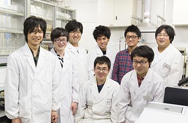 工業分析及び無機工業化学第一研究室 (国村研)