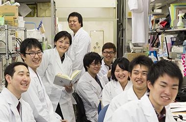 工業分析及び無機工業化学第二研究室(田中研)