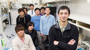複合工業化学第二研究室(永田研)